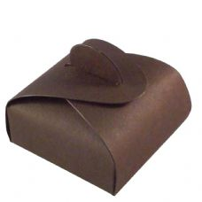 Brown Chocolate Designer Favour Boxes